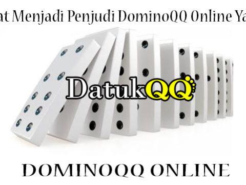 Manfaat Menjadi Penjudi DominoQQ Online Yang Pro