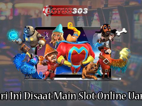 Hindari Ini Disaat Main Slot Online Uang Asli